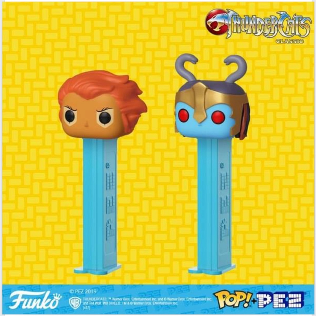 Cosmocats / Thundercats (Mattel) nouvelle gamme 2016 - Page 17 34674710