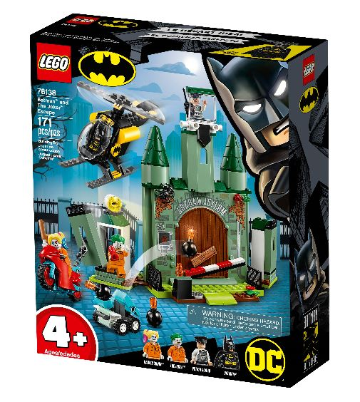 LEGO Batman 80th Anniversary  Bat110
