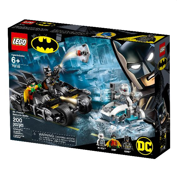 LEGO Batman 80th Anniversary  Bat1110