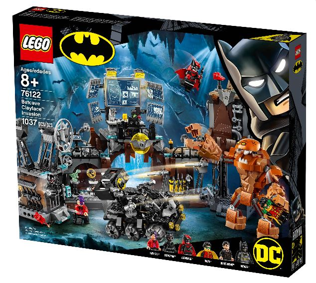 LEGO Batman 80th Anniversary  Bat510