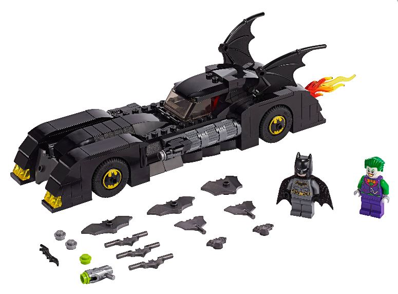 LEGO Batman 80th Anniversary  Bat810