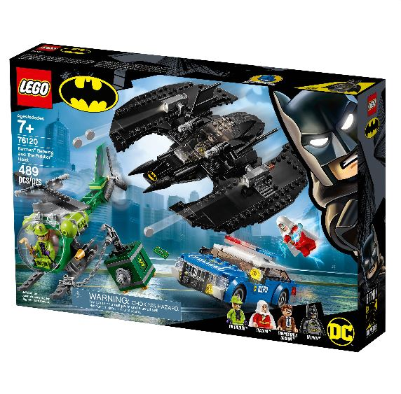 LEGO Batman 80th Anniversary  Bat910