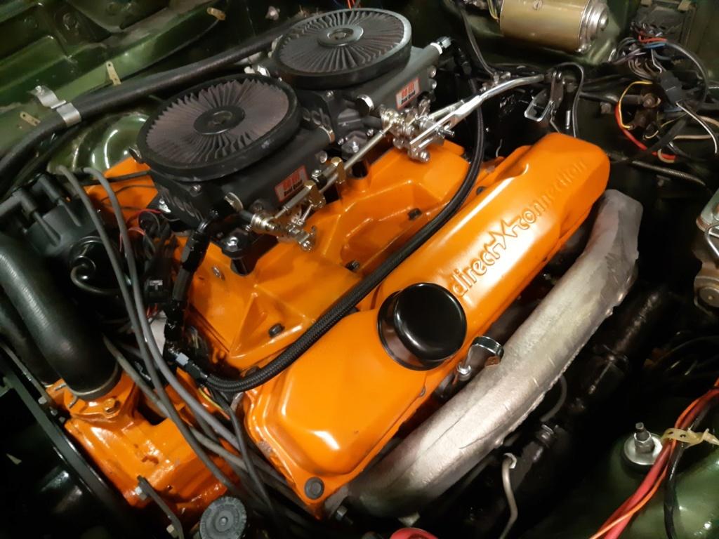 VENDU 426 HEMI crate motor mopar performance 490HP 20181161