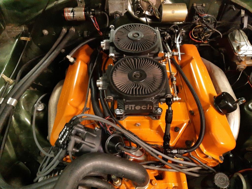 VENDU 426 HEMI crate motor mopar performance 490HP 20181163