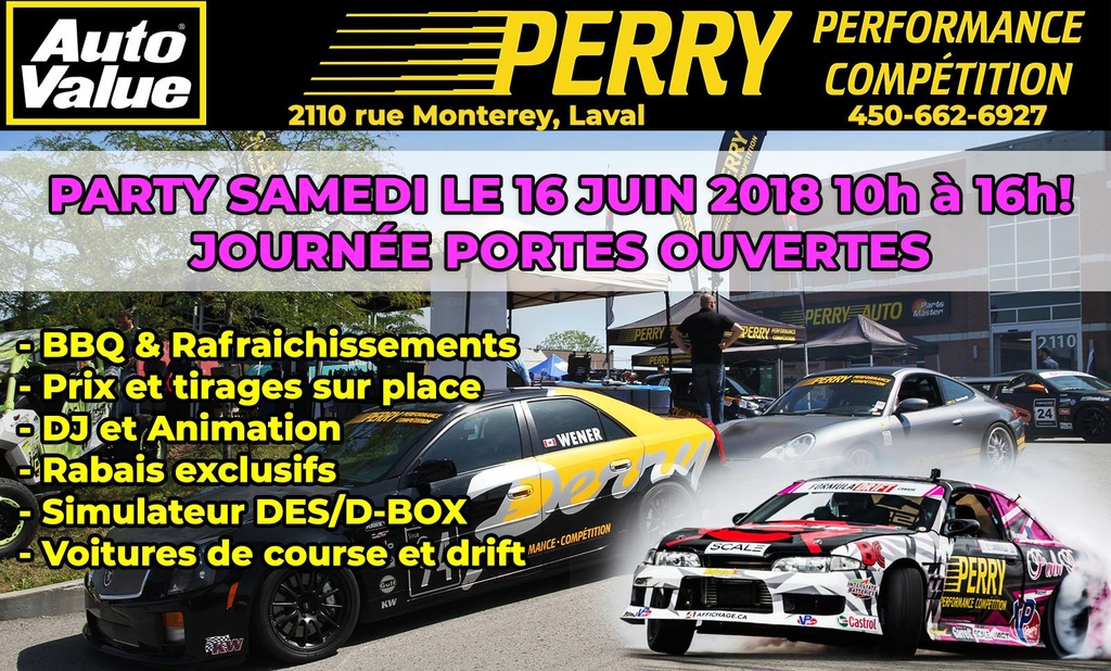 perry auto parts open house 31351311