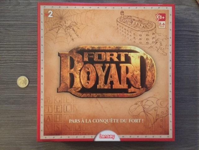 Jeu de société ''Fort Boyard'' - Lansay 2019 Boite_10