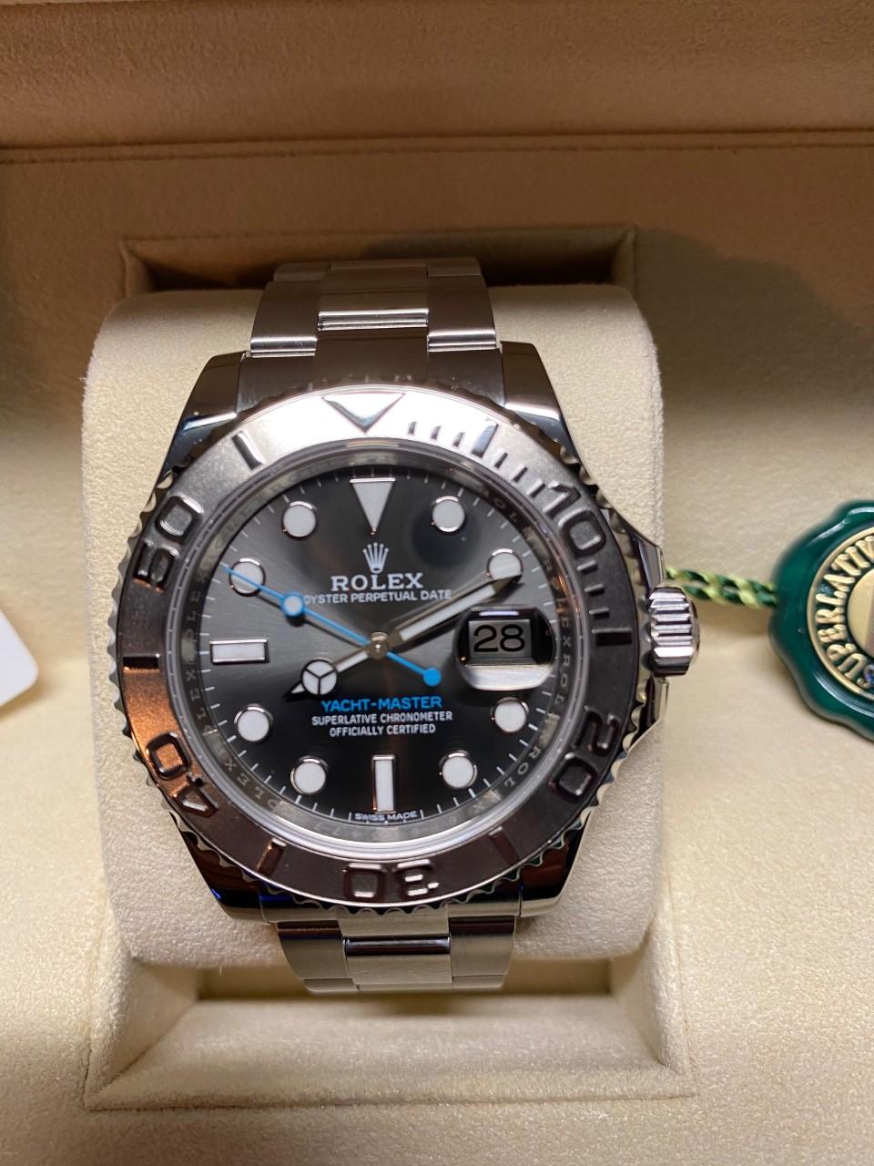 Vends -  [Vendue] Rolex Yacht Master 116622 Thumbn15
