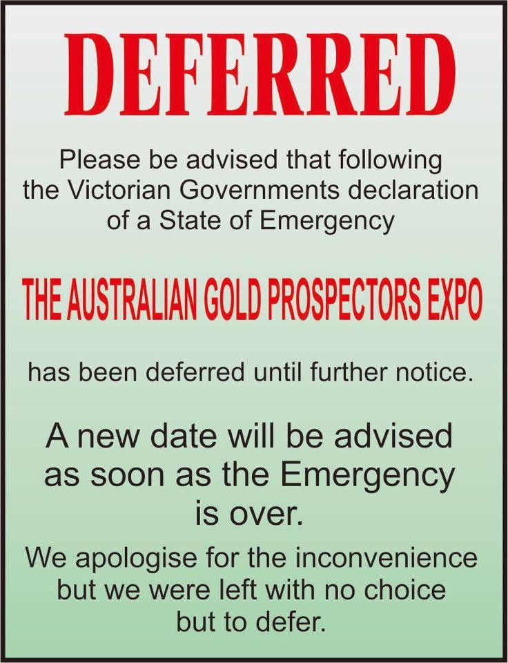 Bendigo Gold Expo 90286510