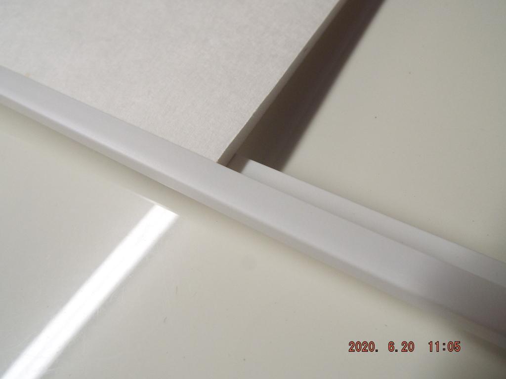 Cap for Poster Foam Board Wing Leading Edges 2020-025