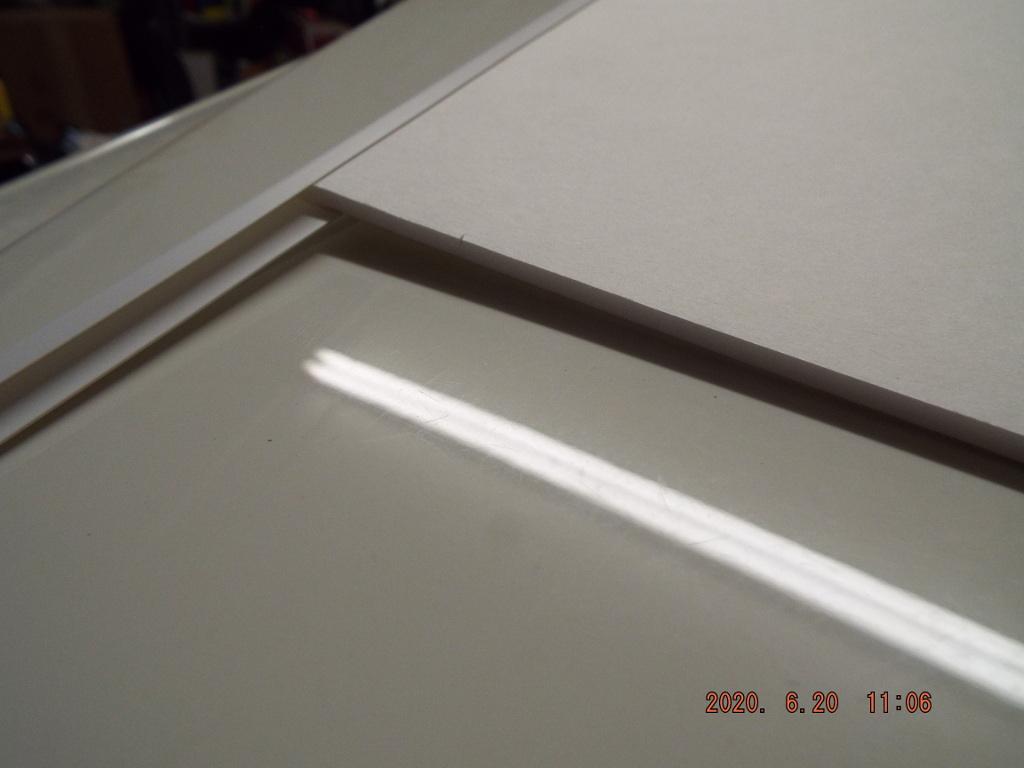 Cap for Poster Foam Board Wing Leading Edges 2020-027