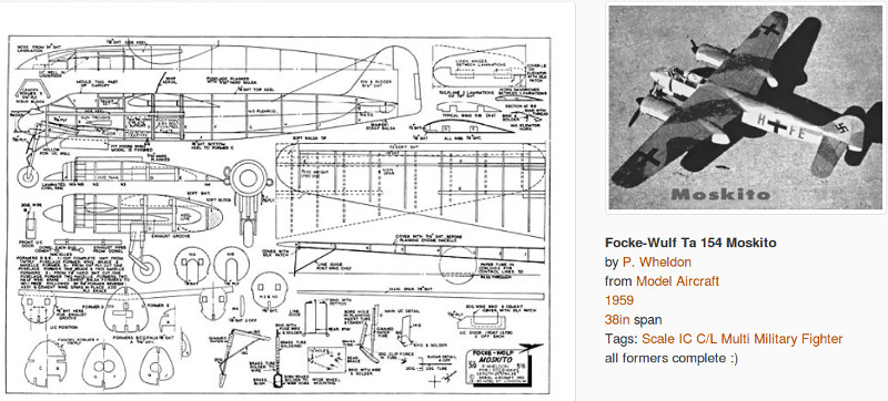 BHM Mosquito in MS-build - Page 3 Outerz11