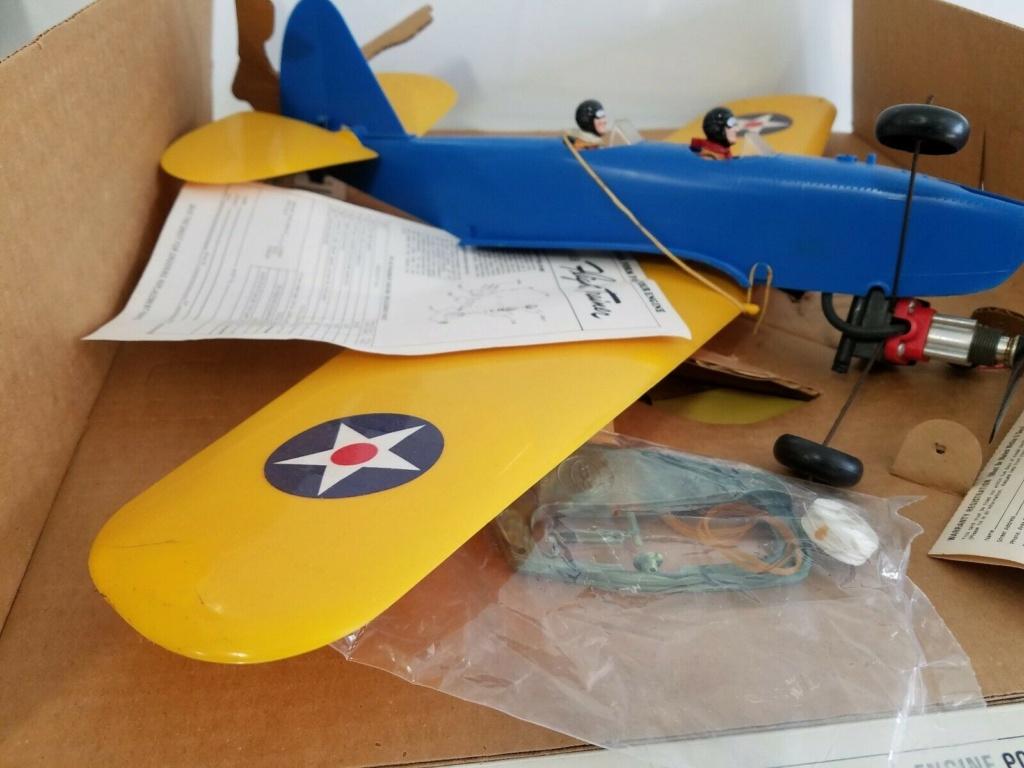 COX PT-19 Flight Trainer - eBay Listing (Looks New w/Box!) S-l16097