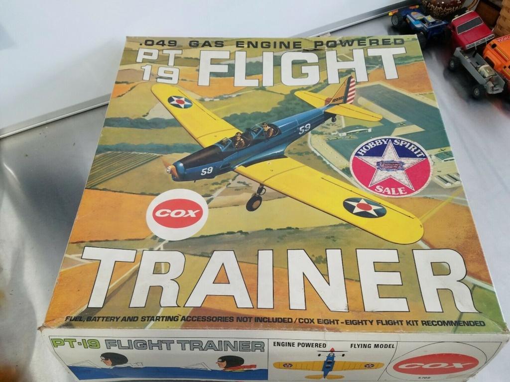 COX PT-19 Flight Trainer - eBay Listing (Looks New w/Box!) S-l16098