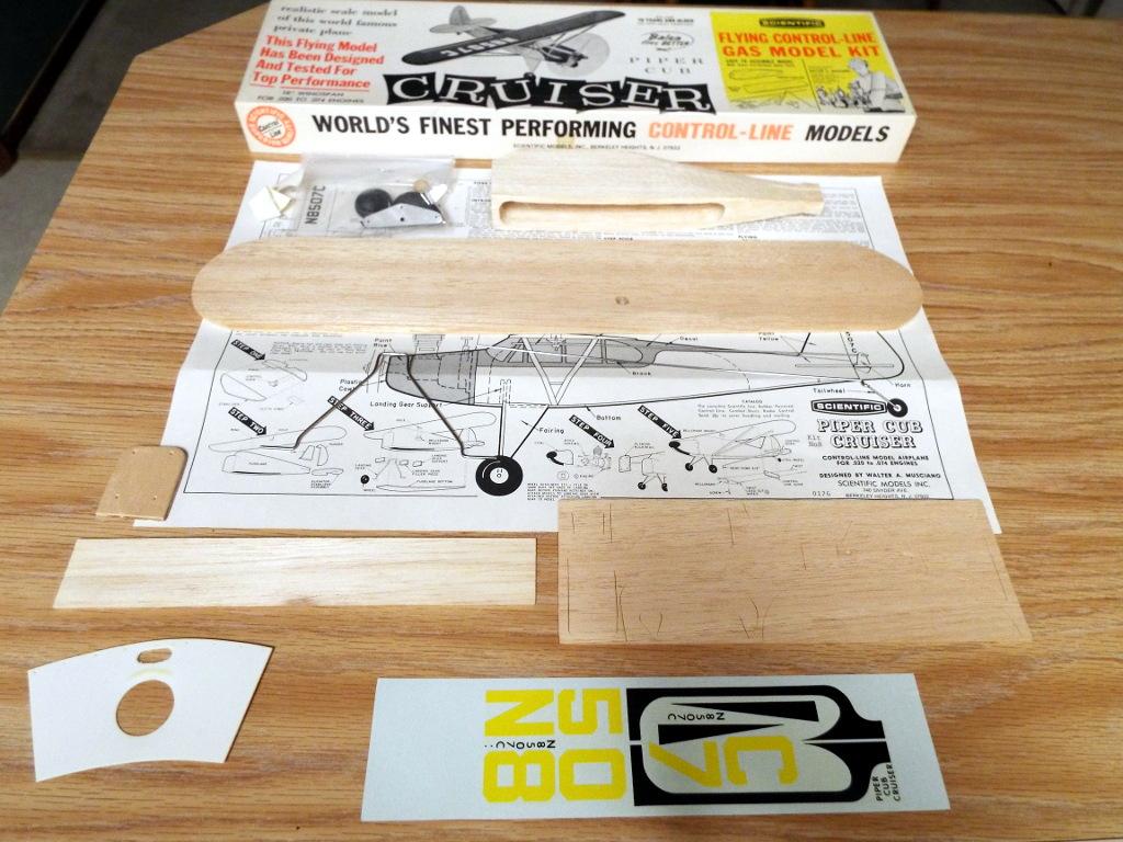 1960 Scientific P-40 Profile kit - Page 3 Scient10