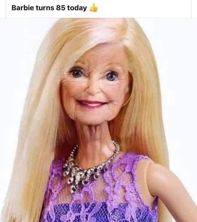 Pour rire un peu - Page 20 Barbie10