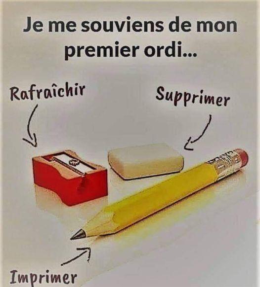 je me souviens.... Crayon10