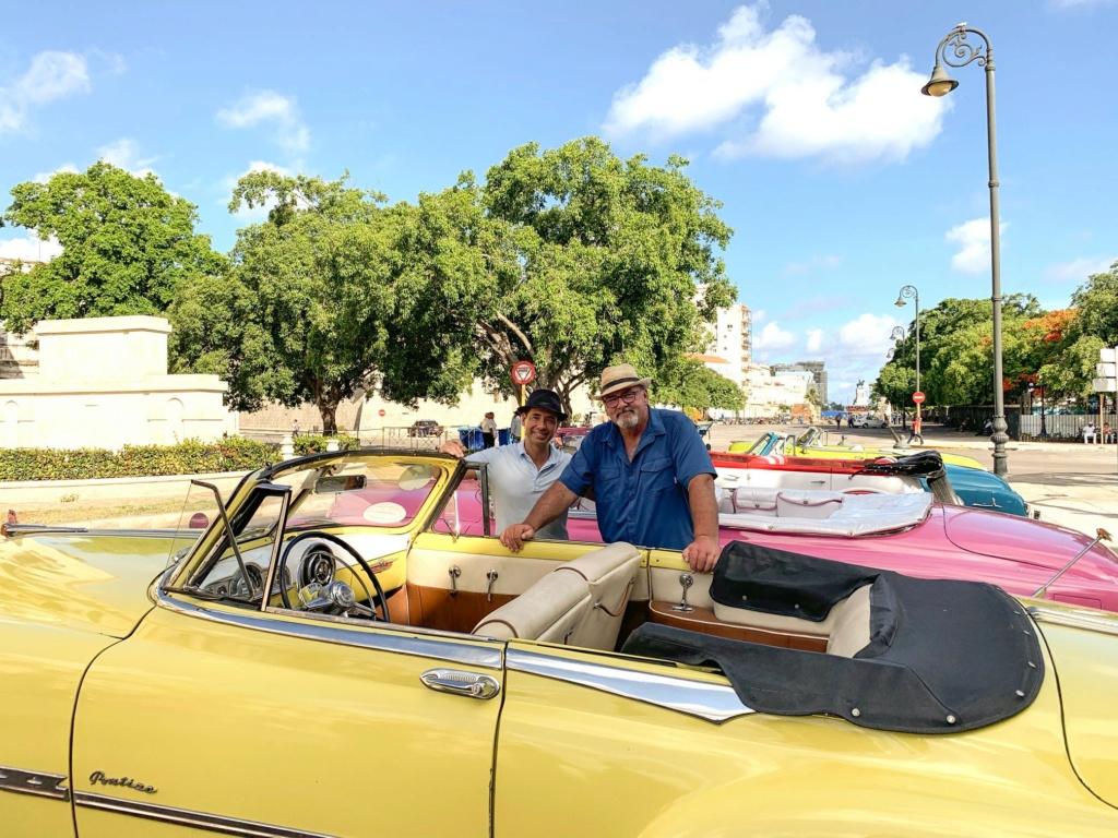 Au volant d'une belle cubaine (Z-Télé). Cuba10