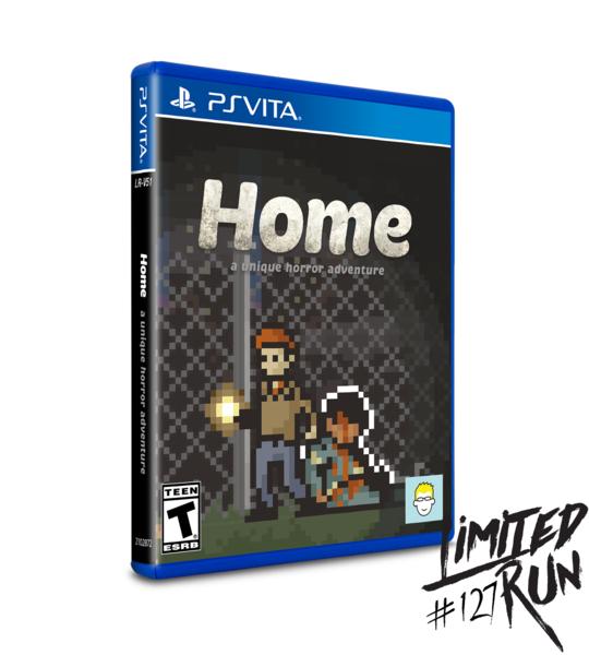 [TEST] Home - A Unique Horror Adventure PS VITA Home-p10