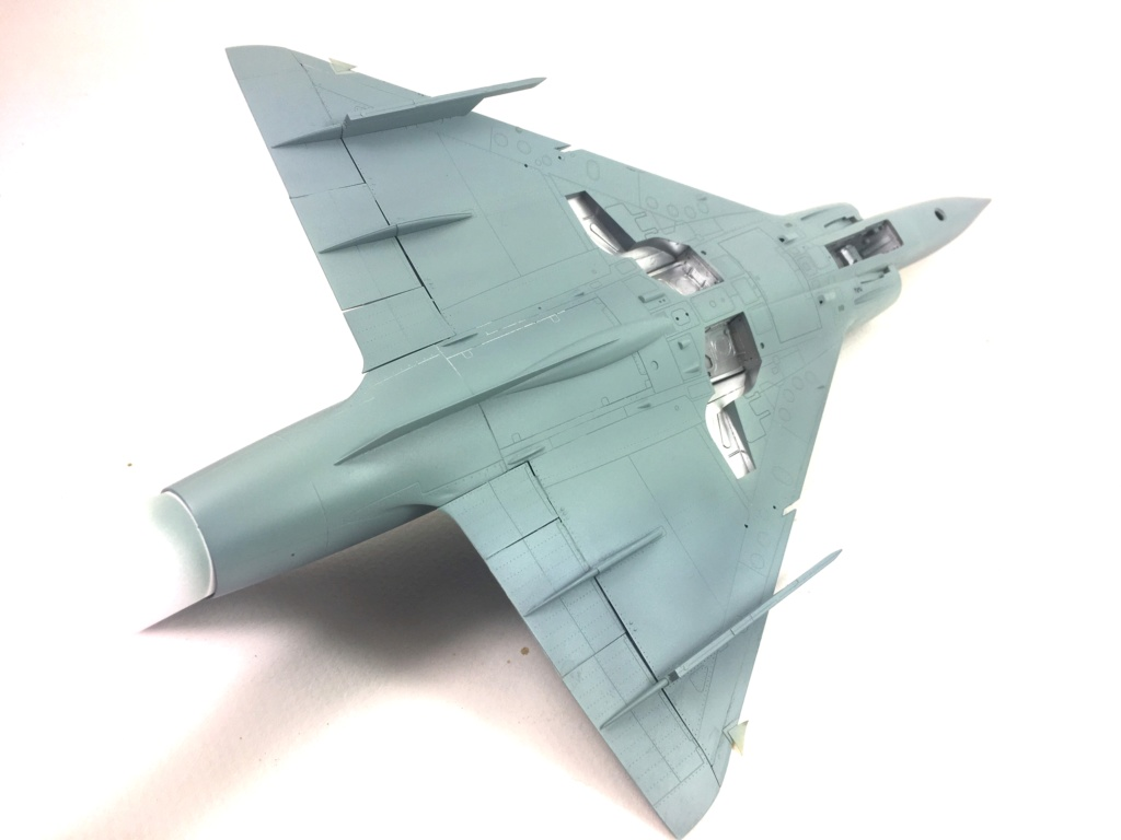 De l'alu dans l'azur - Mirage IIIC (Eduard 1/48) - Page 14 Img_e018