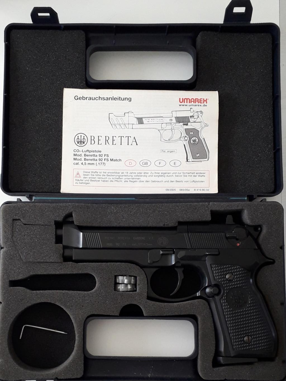 Beretta 92fs umarex 20200736