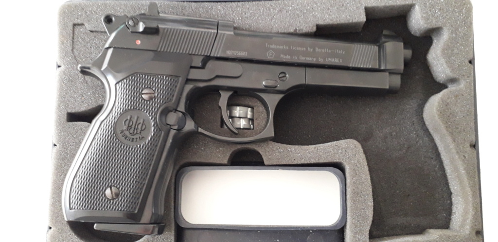 Beretta 92fs umarex 20200737