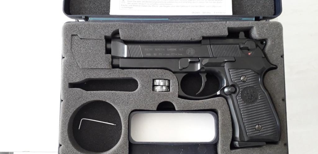 Beretta 92fs umarex 20200738
