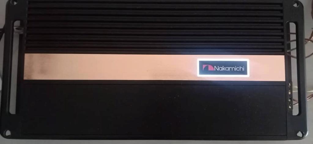 Nakamichi power amp PL-4100 (Sold) Nakami10