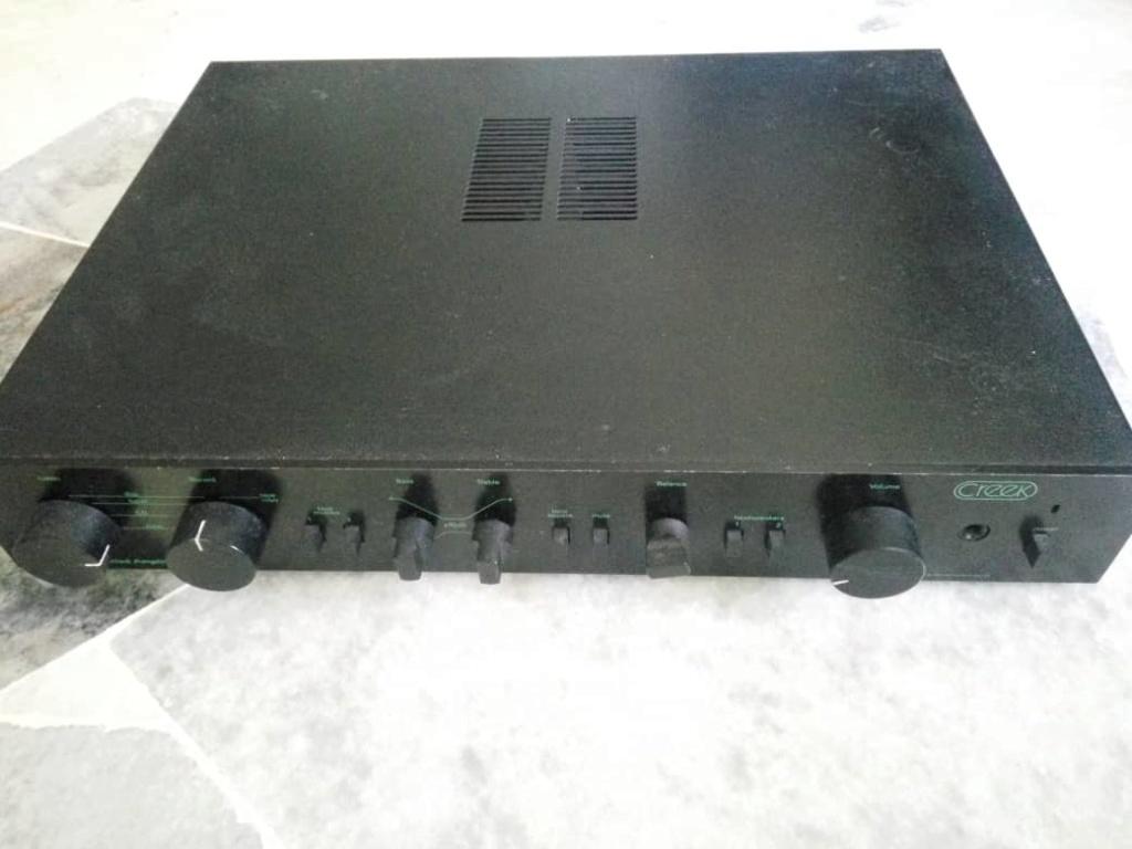 Creek 5050 integrated amplifier Whatsa18