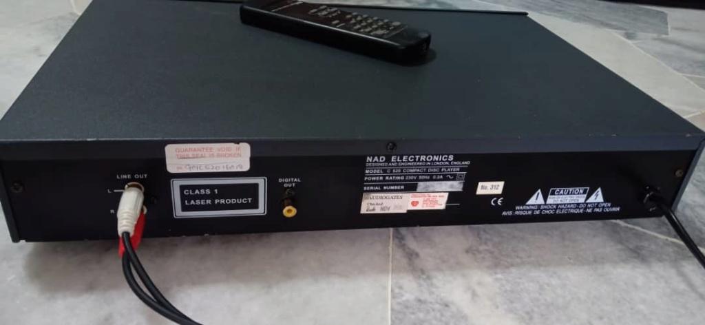NAD CD520 (Used) Whatsa24