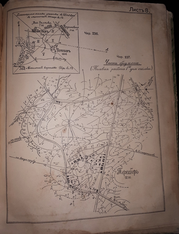 Записки військових топографів, І. Зибін 718