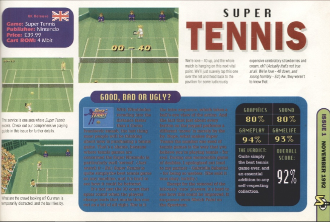 Super Play's Guide to SNES Online Review10
