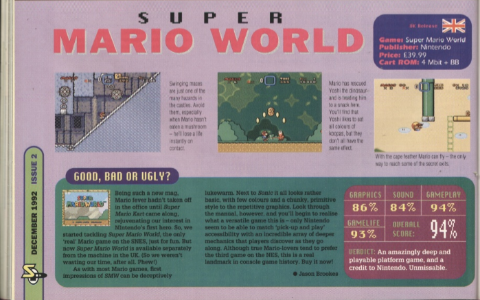 Super Play's Guide to SNES Online Review12