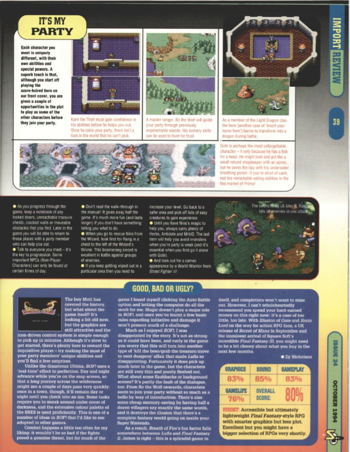 Super Play's Guide to SNES Online Review13