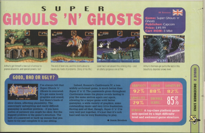 Super Play's Guide to SNES Online Review14