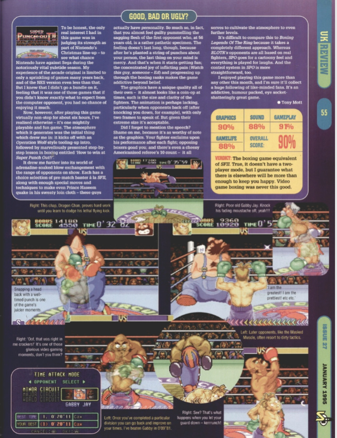 Super Play's Guide to SNES Online Review16