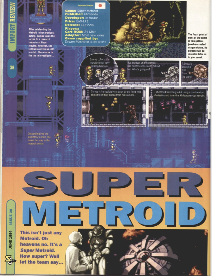 Super Play's Guide to SNES Online Review17