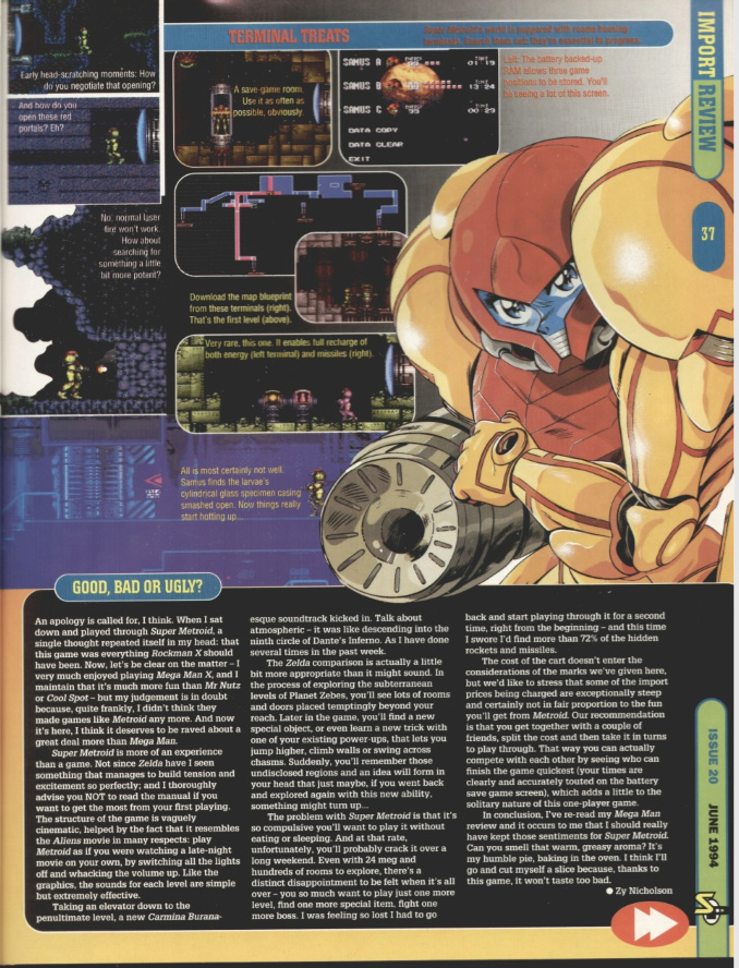 Super Play's Guide to SNES Online Review18