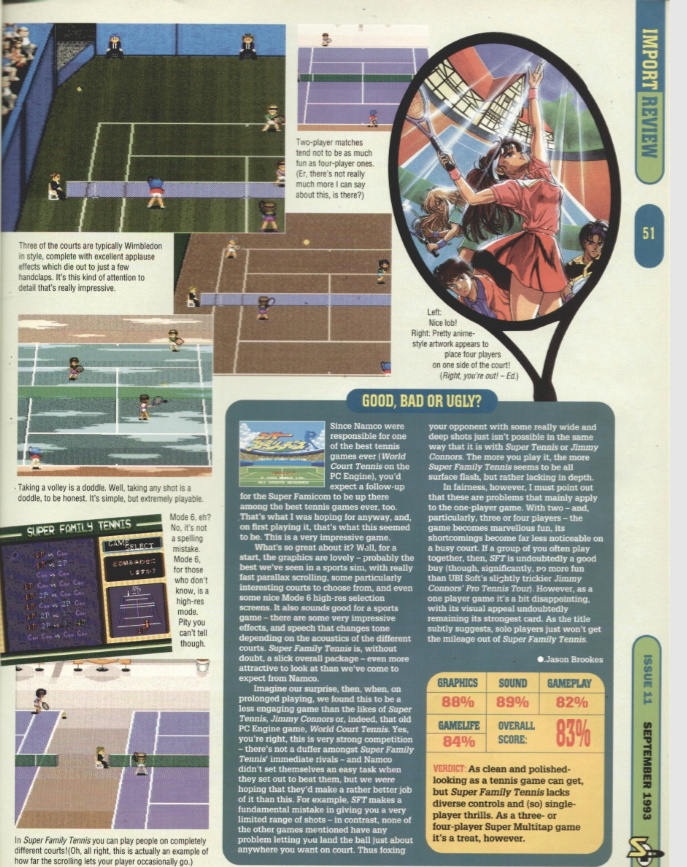 Super Play's Guide to SNES Online Review21