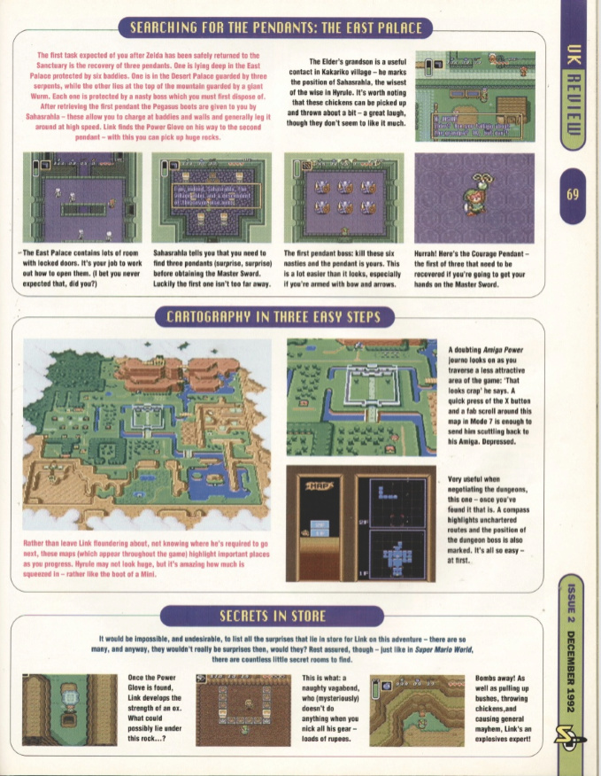 Super Play's Guide to SNES Online Review26