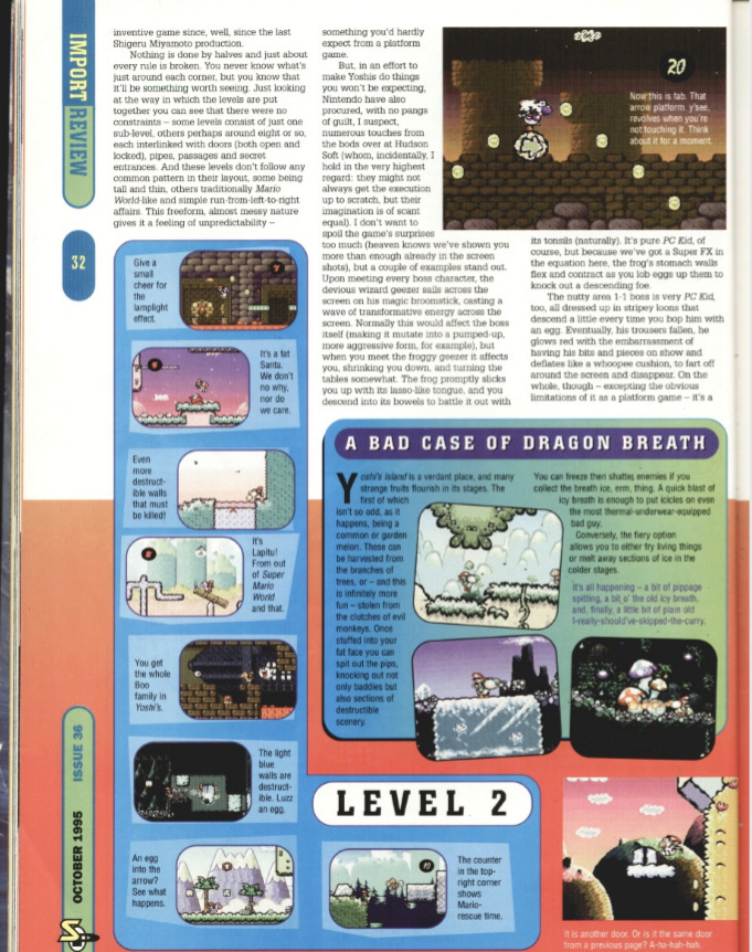 Super Play's Guide to SNES Online Review30