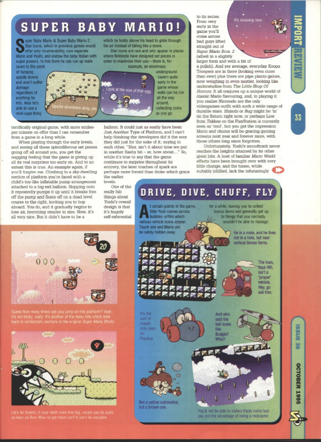Super Play's Guide to SNES Online Review32