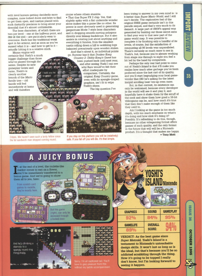 Super Play's Guide to SNES Online Review34