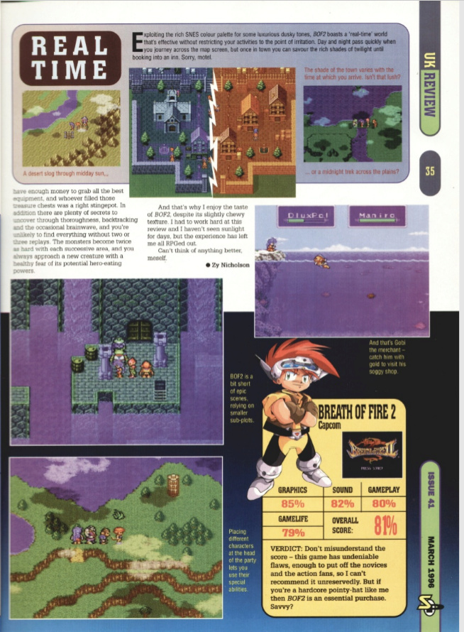 Super Play's Guide to SNES Online Review38