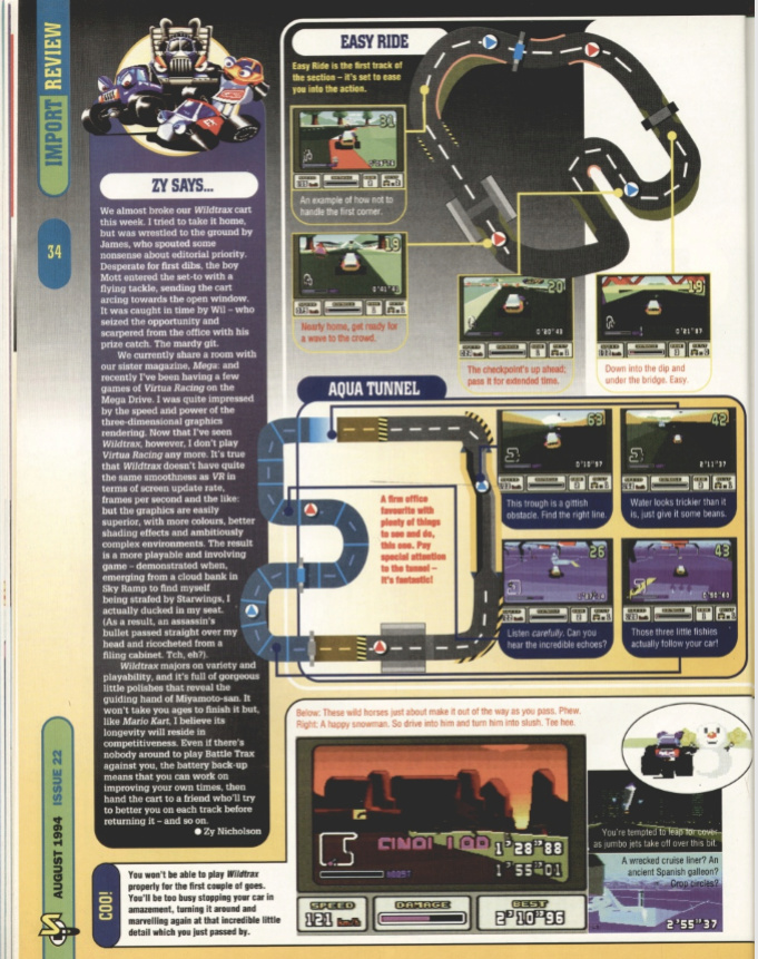 Super Play's Guide to SNES Online Review56