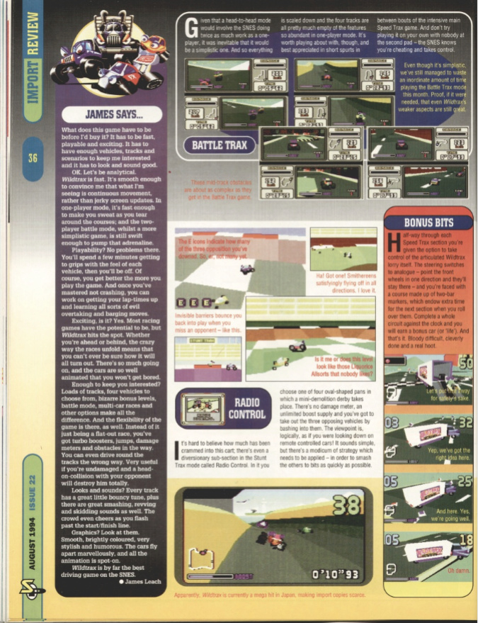 Super Play's Guide to SNES Online Review58