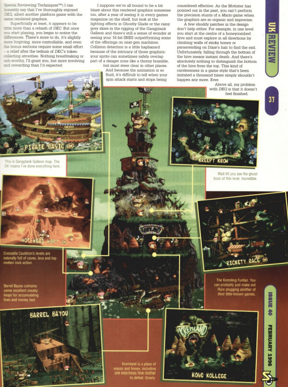 Super Play's Guide to SNES Online Review72