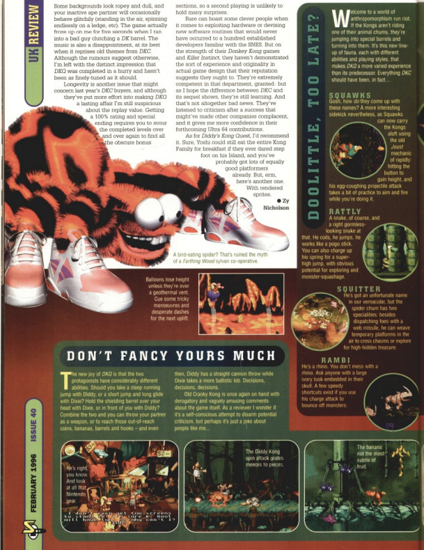 Super Play's Guide to SNES Online Review74