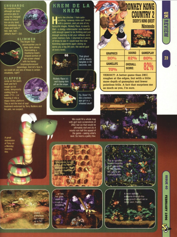 Super Play's Guide to SNES Online Review75