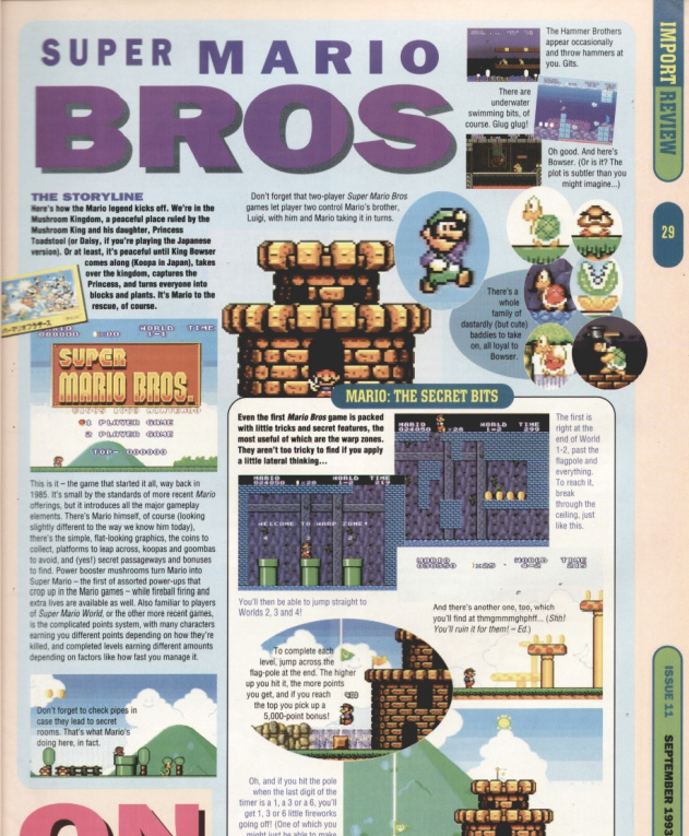 Super Play's Guide to SNES Online Review76
