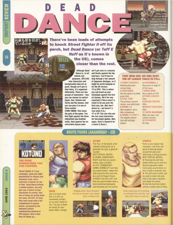 Super Play's Guide to SNES Online Review78